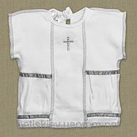 Распашонка для крещения Мальчик Интерлок р.56,62, фото 1