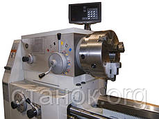 FDB Maschinen Turner 500 1500 DPA токарный станок по металлу токарновинторезный аналог 1к62 дип 300 верстат, фото 2