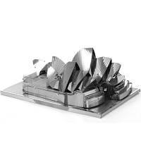 3D пазл металлический «Сиднейский оперный театр»