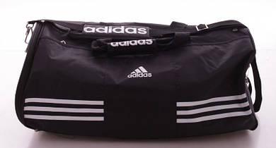 3010f270328c Дорожно-спортивная сумка Adidas 715 big, 40 л, черный Реплика