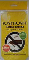 Клеевая ловушка «Капкан» от тараканов и мошек, Липкие домики