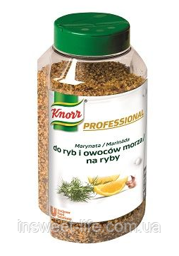 Приправа маринад для рыбы  KNORR 6х0,7 кг/ упаковка