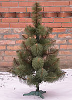 Искусственная елка сосна зеленая 0.9м