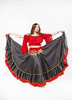 Прокат цыганского костюма