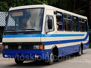 Стекло лобовое, заднее и боковые для БАЗ А079 (Эталон) (Автобус) (2002-)