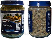 Моллюски вонголы Vongole Nixe в собственном соку, 210 гр.