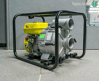 Мотопомпа для грязной воды Кентавр КБМ-80ГКР (45 м³/час)