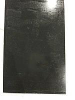 Полиуретан львовский 290х130х6 черный гладкий.
