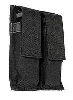 Подсумок BLACKHAWK Double Pistol Mag Pouch Hook Черный