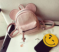 Рюкзак с ушками Микки Маус.