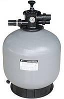 Фільтр для басейну з верхнім підключенням EMAUX V650 - 15,6 м3/год, фото 1