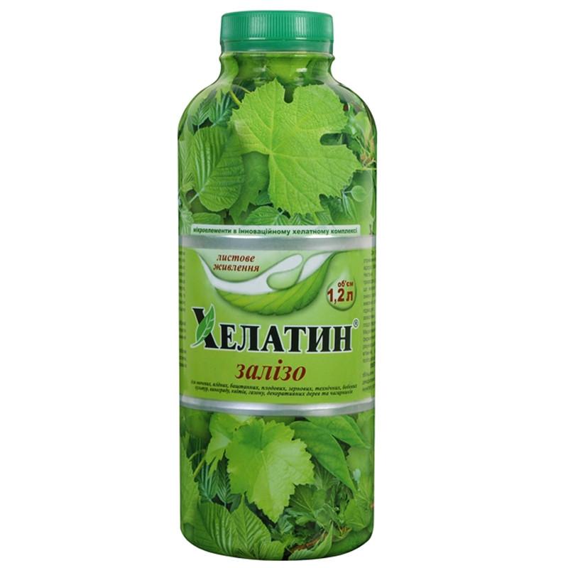 Удобрение Хелатин Железо 1,2 л