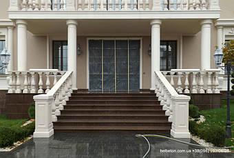 Балясины из бетона Харьков | Балюстрада в Харьковской области 28