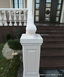Балясины из бетона Харьков | Балюстрада в Харьковской области 33