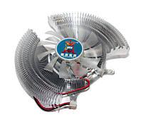 Вентилятор VGA Cooling Baby V9 для видеокарт 2800об/мин 17дБ 115х92х30мм, 65мм вентилятор BB 2-pin