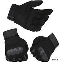 Тактические перчатки Oakley Black
