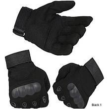 Тактичні рукавички Oakley Black