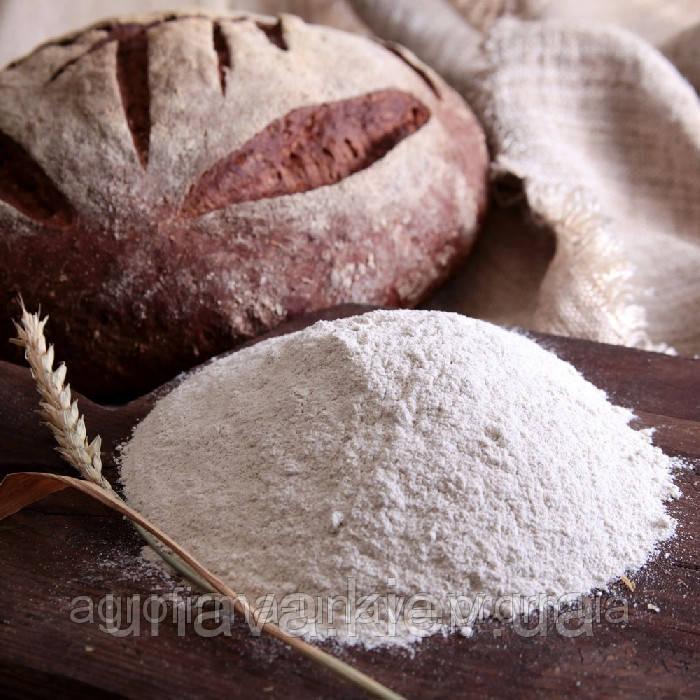 Мука пшеничная цельнозерновая (весовая), мешок 25кг