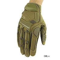 Тактические перчатки Mechanix (Механикс) хаки
