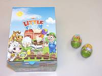 Шоколадное яйцо Ферма Little Farm Egg 25 гр.