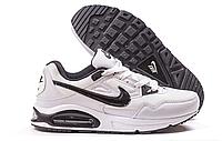 Кроссовки мужские Nike Air Max 90 Skyline - 04Z бело-черные