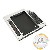 Optibay HDD в разьем DVD ноутбука SATA 12.7mm