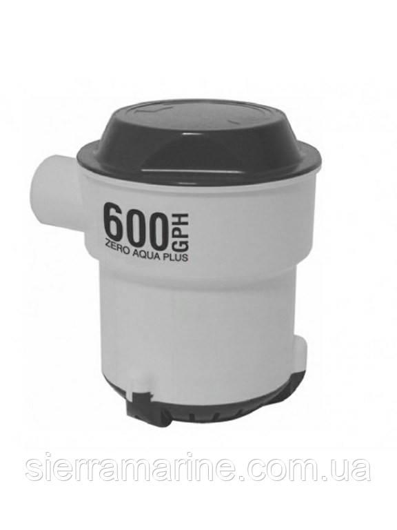 """Трюмний насос тип """"Zero Aqua Plus"""" 600 гал/год, 12В"""