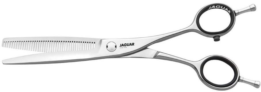 Ножницы для стрижки Jaguar Gold Line Diamond E Night CC 42 6 филировочные