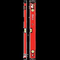 Kapro Genesis 1200 мм уровень строительный с двумя измерительными колбами (789-40NP120)