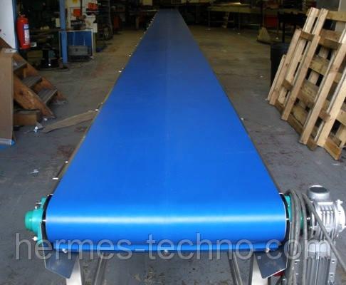 Конвейерные ленты с полиуретановым покрытием