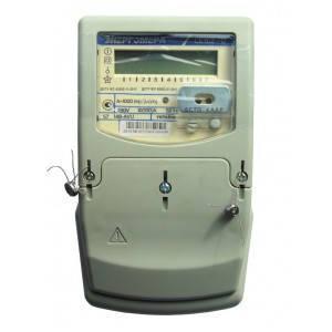 Электросчетчик однофазный многотарифный CE 102-U S6 145 AV 230В (5-60А), Энергомера (Харьков), фото 2