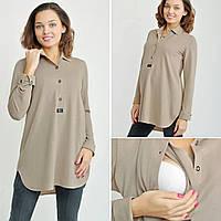 Блуза-платье Моника S