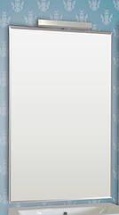 Дзеркало F-Z-60-LED біле (600*20*1000) з підсвічуванням, ТМ Ніколь