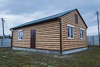 Дачный домик заказать Днепропетровск, Дачные домики, модульный дом для проживания под ключ