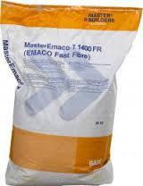 BASF. Безусадочная смесь MasterEmaco T 1400 FR