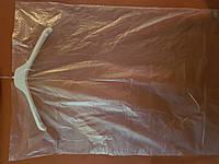 """Пакет полиэтиленовый """"чехол"""" 350*450 мм 12 микрон (HDPE, ПЭНД)"""