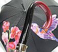 Оригинальный женский зонт-трость, полуавтомат Doppler 12019 - 2 Ручная сборка, фото 2