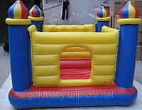 """Детский надувной батут """"Замок"""" Intex 48259, фото 1"""