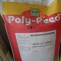 Полифид 16-8-32+2Mg+МЕ 25 кг универсальный Drip