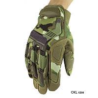 Тактические перчатки Mechanix (Механикс) камуфляж