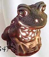 Жаба светильник