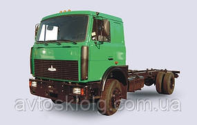Стекло лобовое, заднее и боковые для МАЗ 5336 (Грузовик) (1981-)