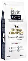 Корм для выставочных собак Brit Care Dog Show Champion Salmon & Herring