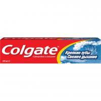 Зубна паста Colgate освежающая Крепкие зубы Свежее дыхание 100 мл (7891024129937)