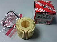 Масляный фильтр оригинальный на Toyota Avensis, Auris, Corolla