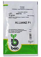 Семена огурца Альянс F1 / Allianz F1 (Бейо / Bejo) 50 г - пчелоопыляемый,  ультра-ранний гибрид (40-45 дней)