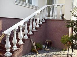 Балясины Винница   Бетонная балюстрада в Виннице и Винницкой области