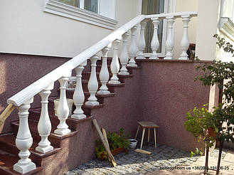Балясины Винница | Бетонная балюстрада в Виннице и Винницкой области 1
