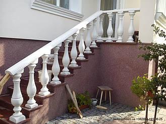 Балясины Винница | Бетонная балюстрада в Виннице и Винницкой области 30