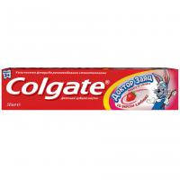 Зубна паста Colgate детская Доктор Заяц со вкусом Клубники 50 мл (4606144005374)